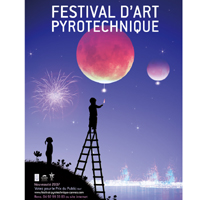 Festival Pyrotechnie Cannes 2007