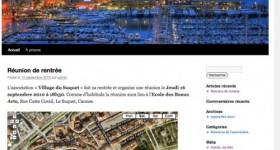 Village du Suquet – Cannes | Mieux vivre au Suquet