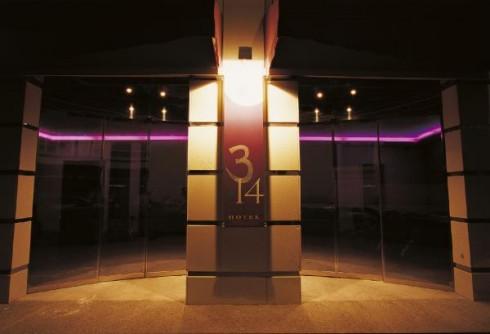 Hôtel 3.14