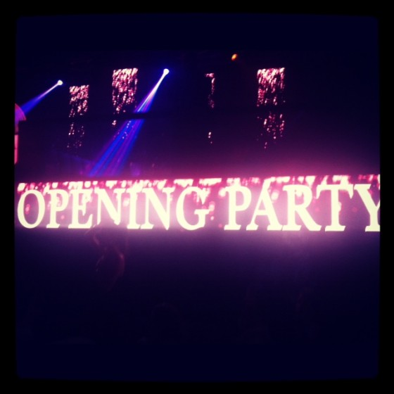 opening party ay Gotha Club