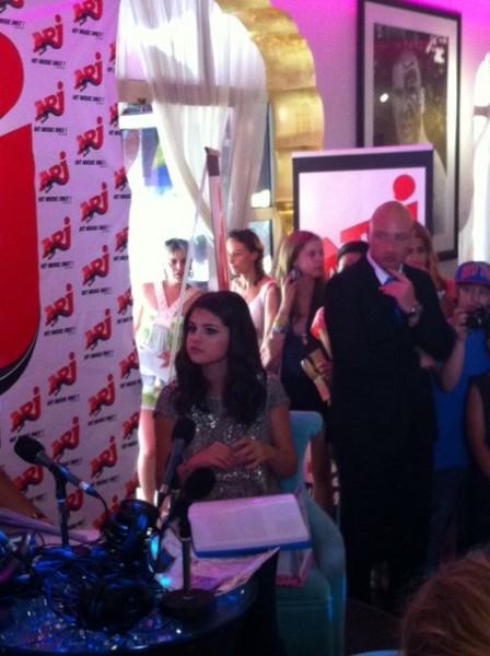 Sélena Gomez à Cannes