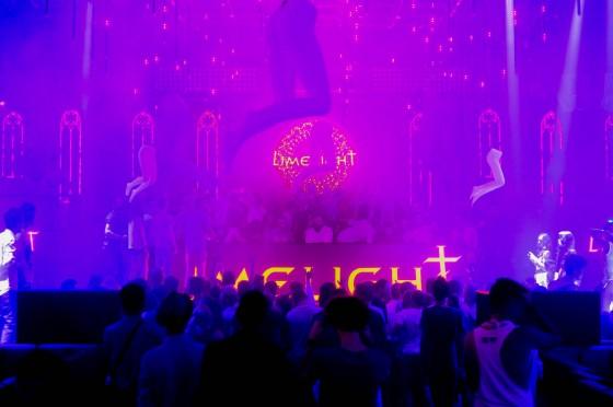Décor Limelight party aout