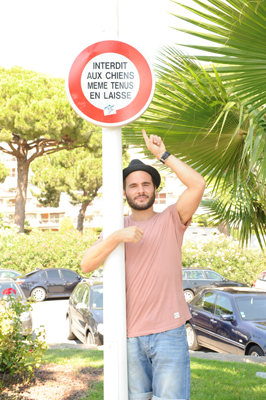 Dj à Cannes, Johny Be pour Abbey Road