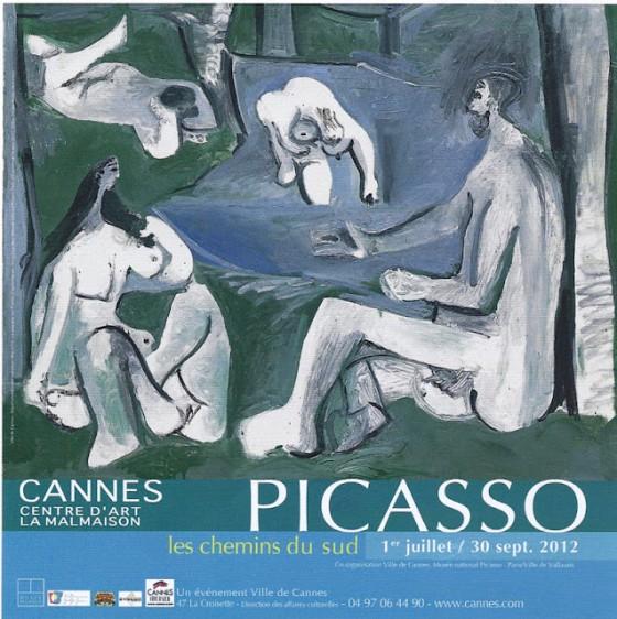 Picasso à la Malmaison
