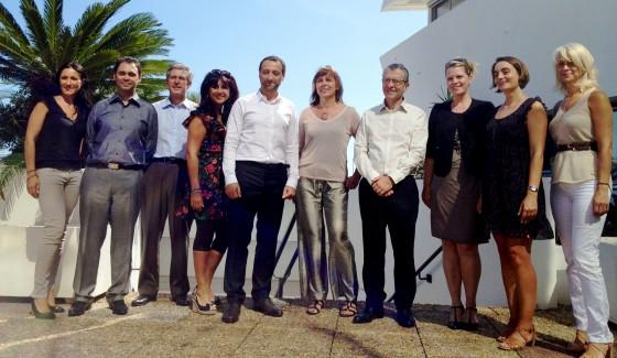 Jury Palmes de la Com 2012
