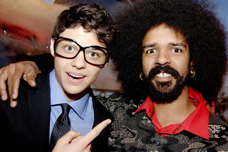 Scotty avec Noah Centineo