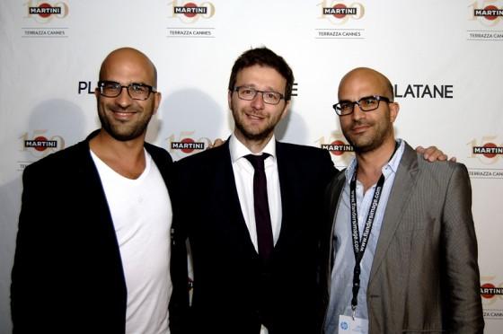 Hicham, Milos et Adnane : l'équipe de Pass Pass la Cam'