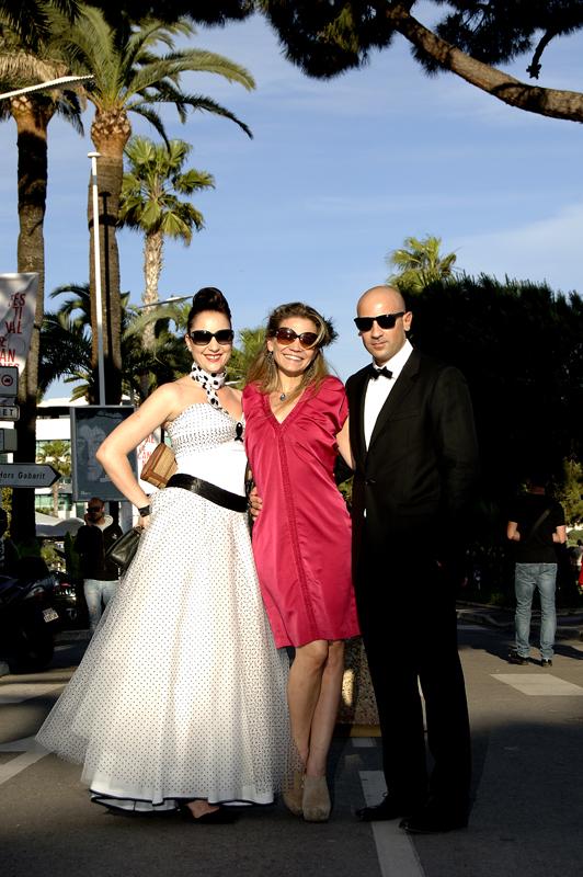 Aurélie Candaux, Abla et Eric Kara