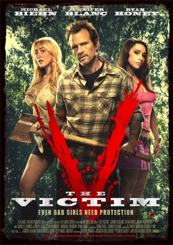 affiche-The-Victim-2011-1