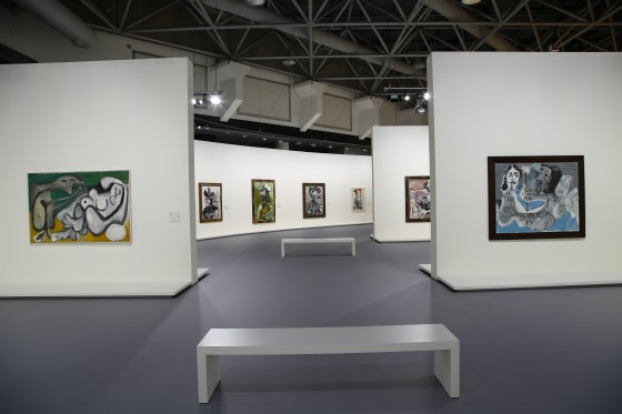 sceno collection Nahmad expo Monaco Fete Picasso©JC Vinaj
