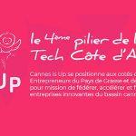 CANNES IS UP présente DDA un évènement «French Tech Côte d'Azur»