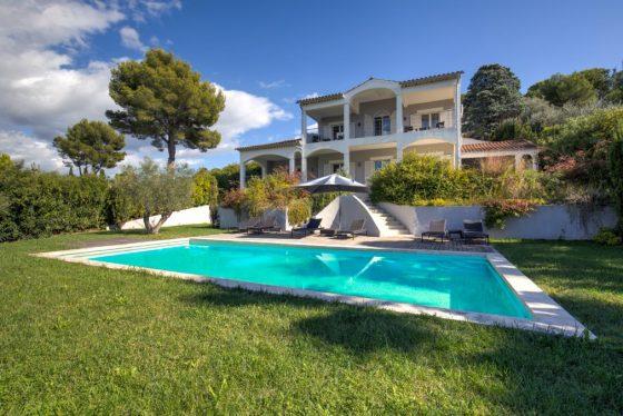 Villa piscine Mougins